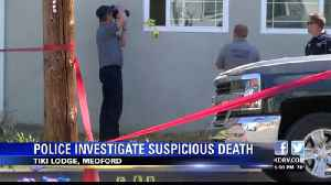 Police identify suspect in murder of California woman at Medford motel [Video]