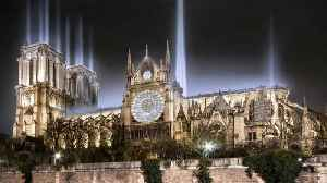 Vision of Notre Dame: architects respond to international design contest [Video]