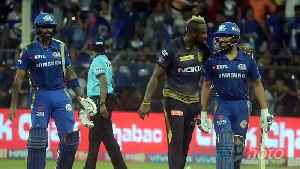 IPL 2019 | Match 56 | Mumbai Indians beat KKR by 9 wickets [Video]