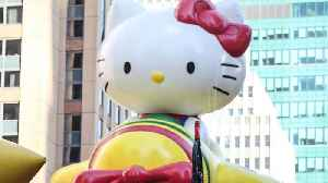 New 'Hello Kitty' Gaming Chair Is Adorable [Video]