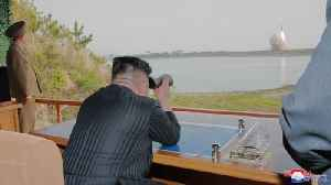 North Korea State Media Confirms The Country Tested Projectiles [Video]