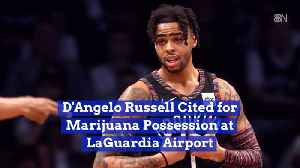 D'Angelo Russell Got Into Trouble At LaGuardia Airport [Video]