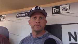 Padres manager Andy Green on Tatis Jr., the offense, Kinsler and more [Video]