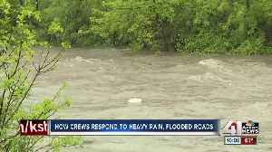 Local road crews discuss challenges brought by floods, rain [Video]
