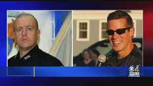 Fallen Officers Receive Medal Of Honor By Local Police Association [Video]