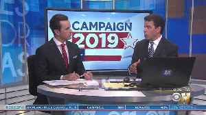 CBS 11 Political Reporter Jack Fink Discusses The Most Compelling Local Races On Election Night [Video]