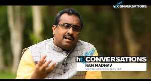 Will double 2014 tally from North East Ram Madhav dismisses NRC row [Video]