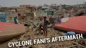 'No food, water even after 24 hours': Cyclone Fani aftermath [Video]