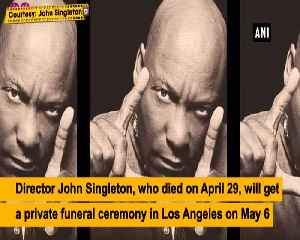 Family's private funeral for John Singleton on May 6 [Video]