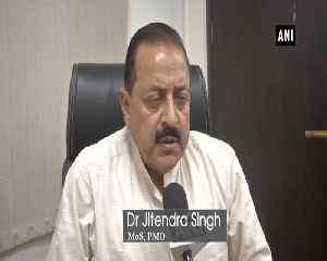 Its a shameful act carried out by disgruntled elements Jitendra Singh [Video]