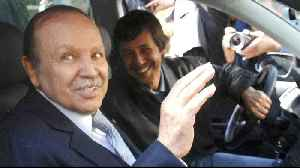 Algeria: Bouteflika's brother, intelligence chiefs arrested [Video]