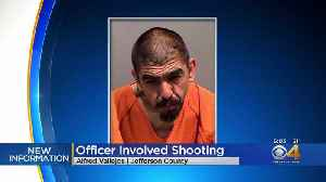 Suspect In Officer-Involved Shooting Released From Hospital [Video]