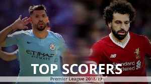 Who is the current Premier League top scorer? [Video]