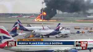 41 people believed to be dead in Russian passenger plane fire, investigators say [Video]