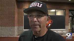 Web Extra: Pat Bailey after GM 2 loss to Oklahoma State (5/4/19) [Video]