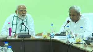 In Odisha to survey cyclone Fani impact, PM Modi praises Naveen Patnaik | Oneindia News [Video]