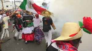 Mexicans re-enact victory over France celebrated as Cinco de Mayo [Video]