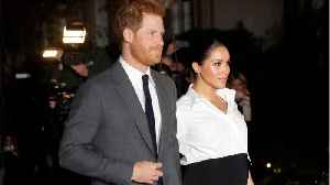 News video: Meghan Markle Goes Into Labor