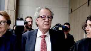 News Corp Appeals Ruling In Geoffrey Rush Defamation Suit [Video]