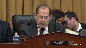 House Committee Plans Vote to Decide Whether to Hold AG Barr in Contempt of Congress [Video]