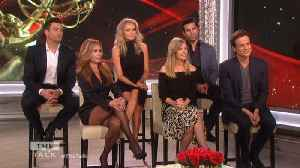 The Talk - 'The Young and the Restless' Actors on Outstanding Drama Series Daytime Emmy Win and How They Celebrated [Video]