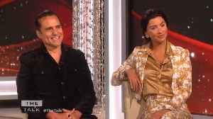 The Talk - Daytime Emmy Winners Maurice Benard & Jacqueline McInnes Discuss Big Wins! [Video]