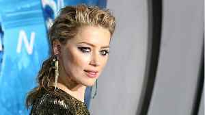 Amber Heard Talks About Domestic Abuse And Sexuality [Video]