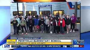 Good morning from Perryville Elementary School! [Video]