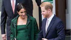 Prince Harry will take paternity leave [Video]