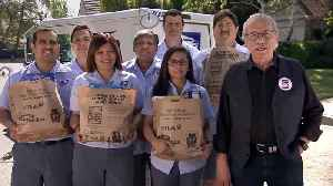 Letter Carriers, Community Come Together for Year's Largest Food Drive [Video]