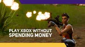 Top 10 Free Xbox One S All-Digital Edition Games [Video]