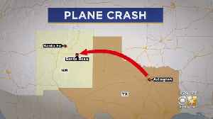 Small Plane That Flew Out Of Arlington Crashes In New Mexico [Video]