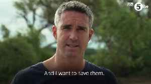 Kevin Pietersen takes on rhino poaching [Video]