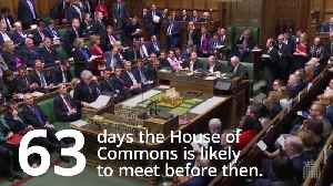 Countdown to Brexit: 178 days until Britain leaves the EU [Video]
