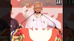'Frustrated didi jailing those who chant Jai Sri Ram': PM Modi slams Mamata [Video]