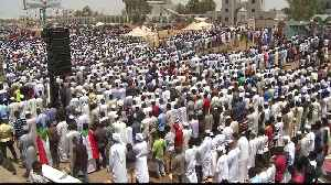 Sudan protesters vow to continue sit-in during Ramadan [Video]