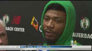 Sports Final: Celtics' Marcus Smart Eager To Return Ahead Of Game 4 [Video]