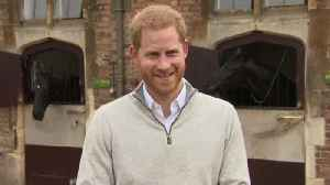 News video: Prince Harry announces birth of baby boy