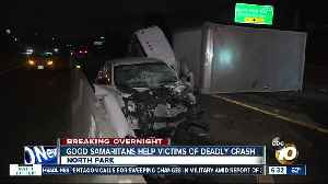 1 killed in multi-vehicle crash on I-805 [Video]