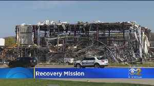 Search For Missing Worker Continues Two Days After Deadly Explosion [Video]