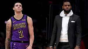 Lebron James and Lonzo Ball FINALLY React To Magic Johnson Quitting [Video]