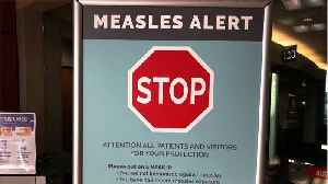 U.S. Doctors Use Medical Records to Fight Measles Outbreak [Video]