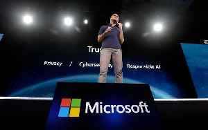 Microsoft Shows Off Azure Cloud Technology at Build Conference [Video]