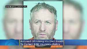 Man Accused Of Faking His Own Death To Collect $2M Life Insurance Policy Pleads Guilty [Video]