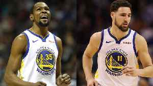 News video: Warriors Preparing For Kevin Durant and Klay Thompson To LEAVE This Summer