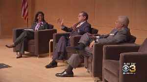 Philadelphia Voters Hear Mayoral Candidates' Views On Education [Video]