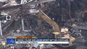 Deadly plant explosion investigation continues [Video]