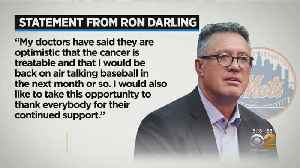 Mets Broadcaster Ron Darling Diagnosed With Thyroid Cancer [Video]