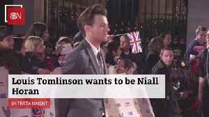 Louis Tomlinson Is Jealous Of Niall Horan [Video]
