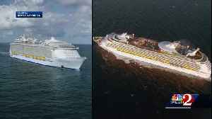 News video: 2 new cruise ships now call Port Canaveral home